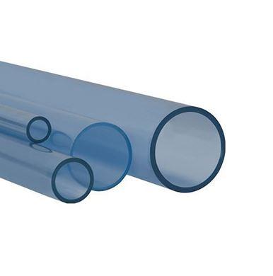 U-PVC Şeffaf Boru (Transparan) resmi