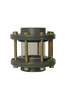 UH-PVC Yapıştırma Muflu Gözetleme Camı (Flanş Bağlantılı) için detaylar