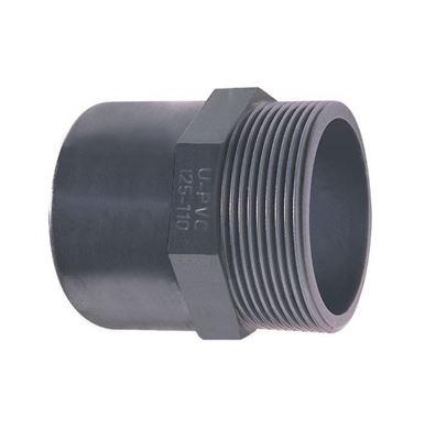 Picture of UH-PVC Dıştan Dişli Redüksiyonlu Adaptör