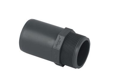 Picture of UH-PVC Dış Dişli Dıştan Yapıştırmalı Adaptör (Uzun Tip)