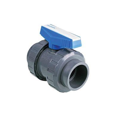 U-PVC Yapıştırma Muflu Küresel Su Vanası resmi