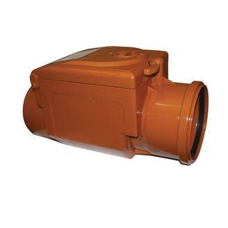 U-PVC Atık Su Çekvalfi için detaylar